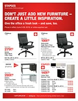 Furniture Flyer June 2019