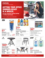 Office Products Flyer June 2019