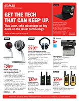 Online Tech Flyer June 2019