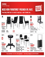 Furniture In-Stock Flyer March 2019