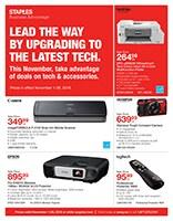 Online Tech Flyer November 2019