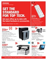 Online Tech Flyer October 2019