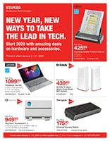 Online Tech Flyer January 2020