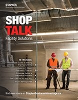 Shop Talk Facilities Solutions