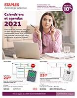 Calendriers en Agendas 2021