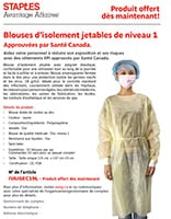 Isolation Gowns FR