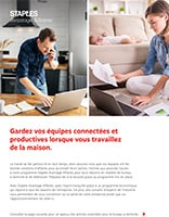 Work From Home Cross Category French