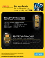 DYMO Coupons